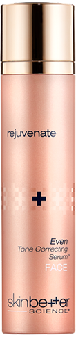 rejuvenate even tone correcting serum face ava md
