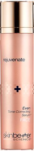 rejuvenate even tone correcting serum face ava md