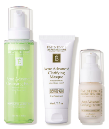 eminence advanced acne system