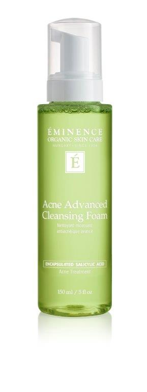 ava md product eminence acne advanced cleanser