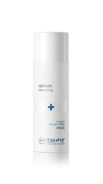 skinbetter refresh cleanser product