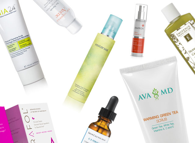 best skincare products at ava md