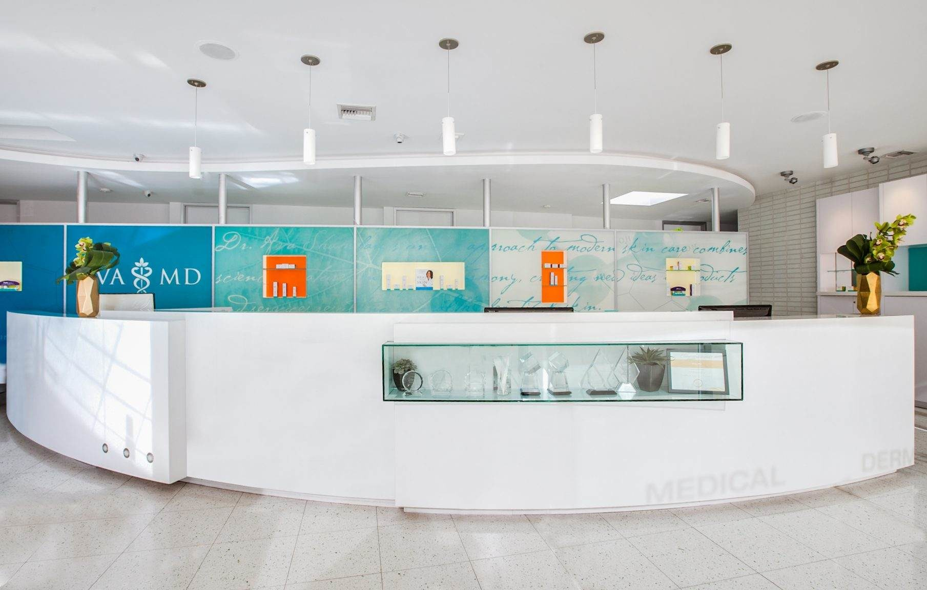 ava md office front desk